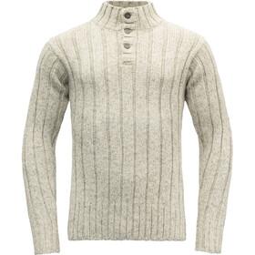 Devold Nansen Rib Knit, gris